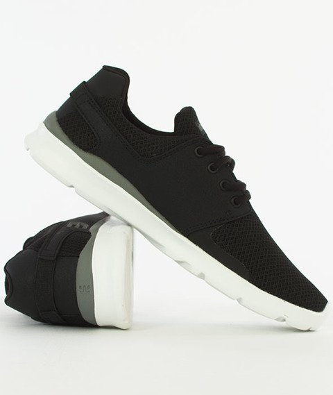 Etnies-Scout XT Black/White/Grey