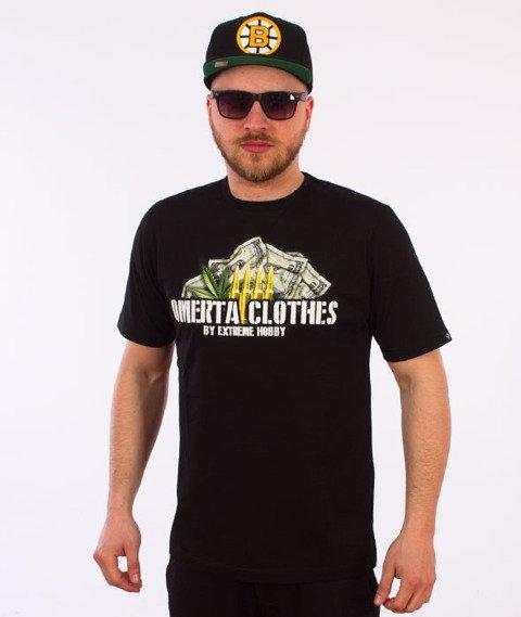 Extreme Hobby-Cartel Land T-shirt Czarny