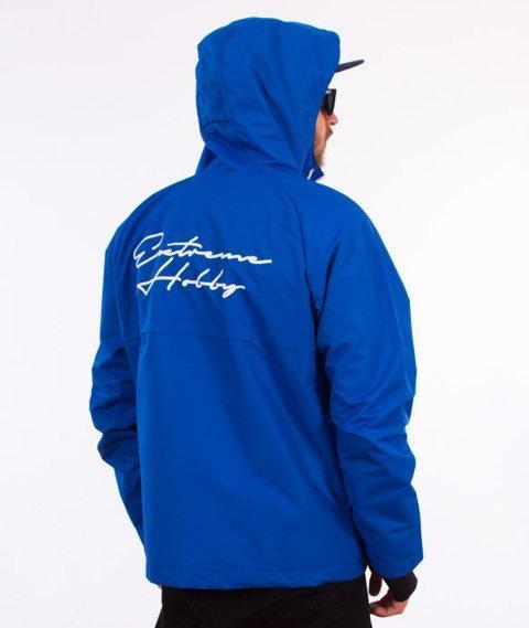 Extreme Hobby-Cloud II Busting Jacket Kurtka Niebieska