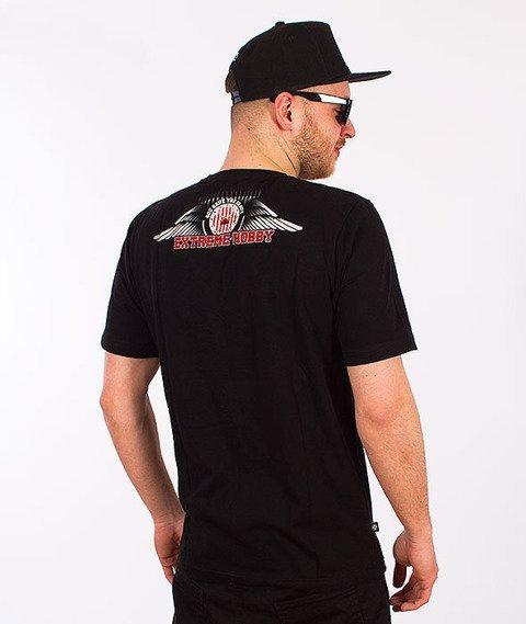 Extreme Hobby-Dywizjon 303 T-shirt Czarny