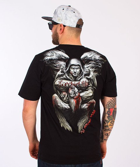 Extreme Hobby-Ezechiel Choke T-shirt Czarny
