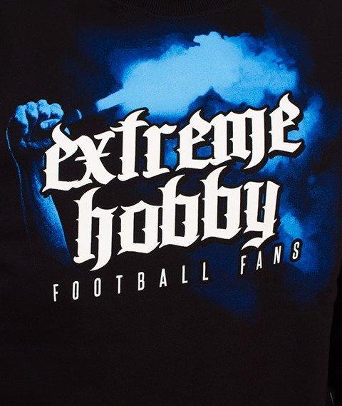 Extreme Hobby-Football Fans Bluza Czarna
