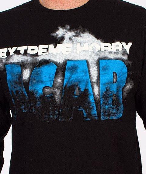 Extreme Hobby-Fuck The Police Longsleeve Czarny