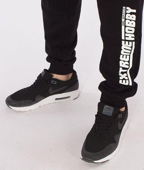 Extreme Hobby-Jogger Spodnie Dresowe Czarne