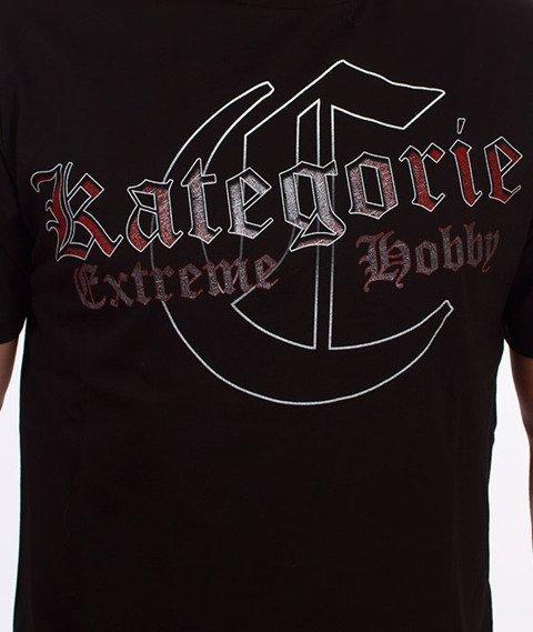 Extreme Hobby-Kategorie C T-shirt Czarny