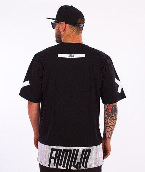 Familia Wear-Granat Dym T-Shirt Czarny