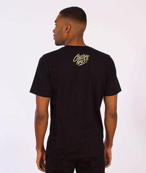 Gang Albanii-Big Kokz T-Shirt Czarny