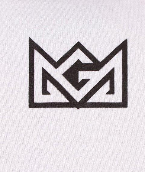 Ganja Mafia-IAmsterdam Emblem T-Shirt White