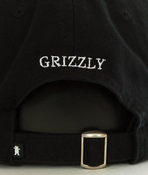 Grizzly-OG Dad Hat Snapback Black