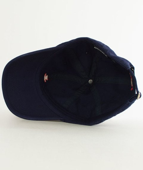 Grizzly-OG Dad Hat Snapback Navy