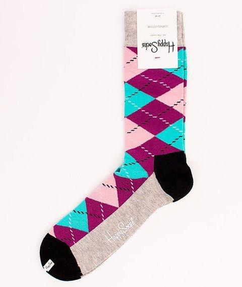 Happy Socks-Argyle [ARY01-9000]