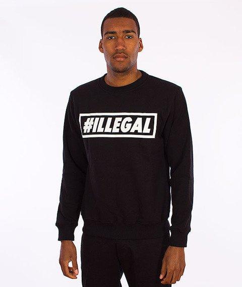 Illegal-#Illegal Bluza Czarna