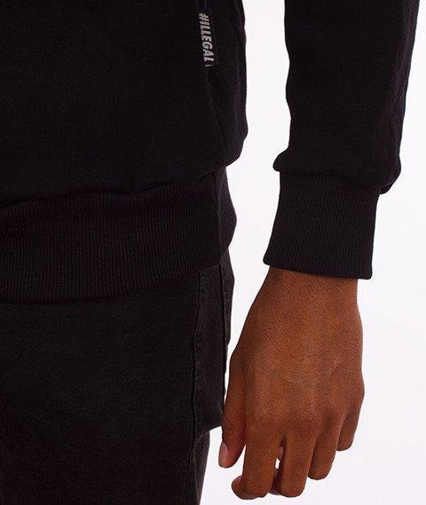 Illegal-Illegal Scratch Bluza Czarna