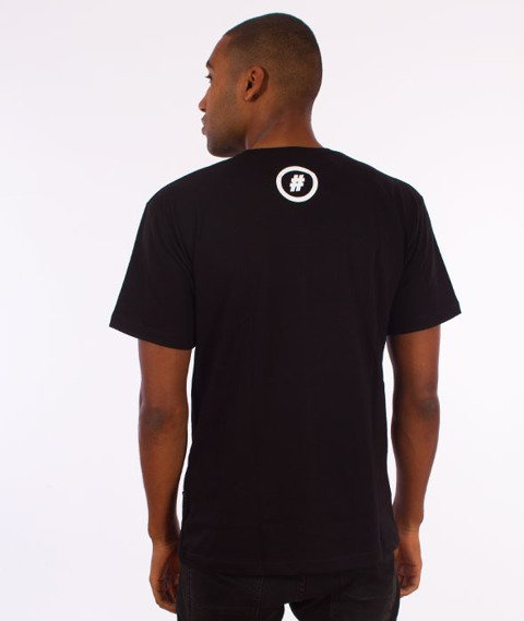Illegal-Kastet Moro T-Shirt Czarny