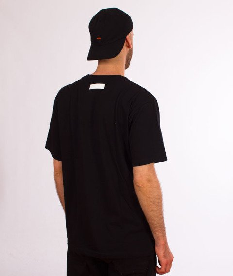Illegal-Odcisk T-Shirt Czarny