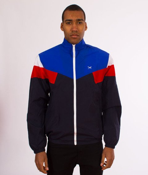 Iriedaily-Get Down Jacket Kurtka Navy Red