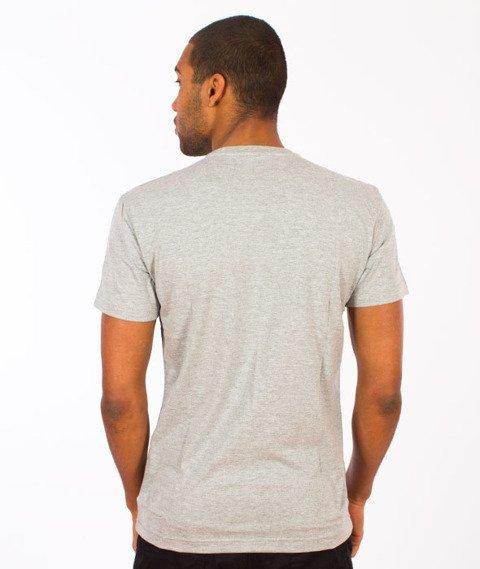 Iriedaily-Haus Kopfueber T-shirt Grey Melange