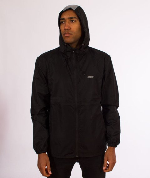 Iriedaily-New Momentum Jacket Kurtka Black
