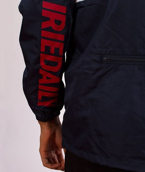 Iriedaily-New Momentum Jacket Kurtka Navy Red