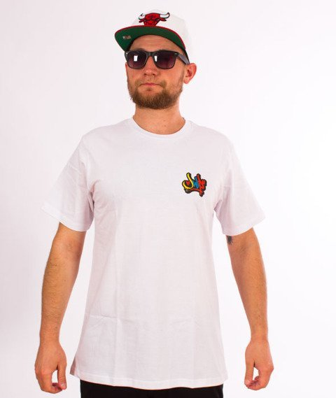 JWP-Cros Colors T-Shirt White