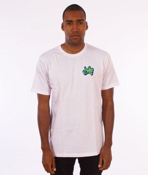 JWP-Worldwide T-shirt Biały