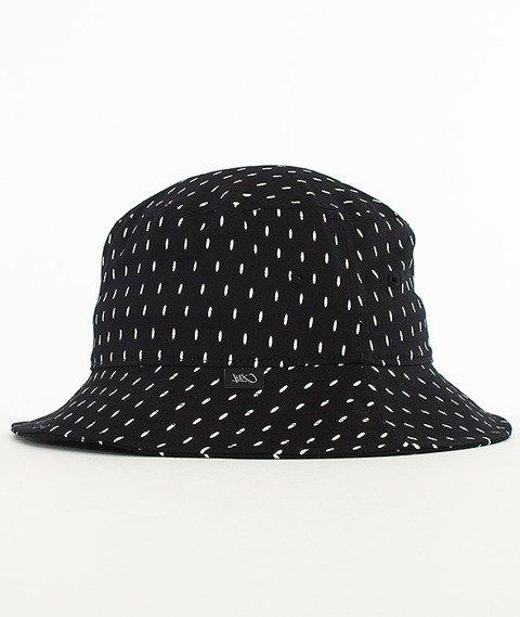 K1X-Scribble Bucket Hat Czarny