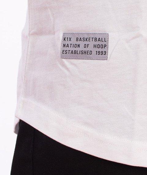 K1X-Scribble Long T-shirt Biały
