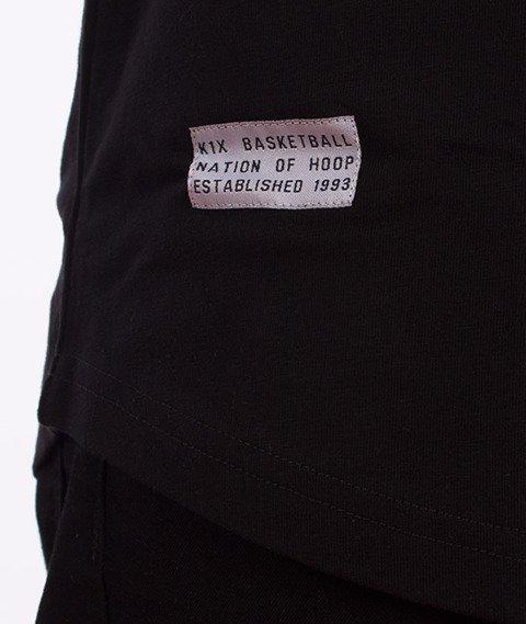 K1X-Scribble Long T-shirt Czarny