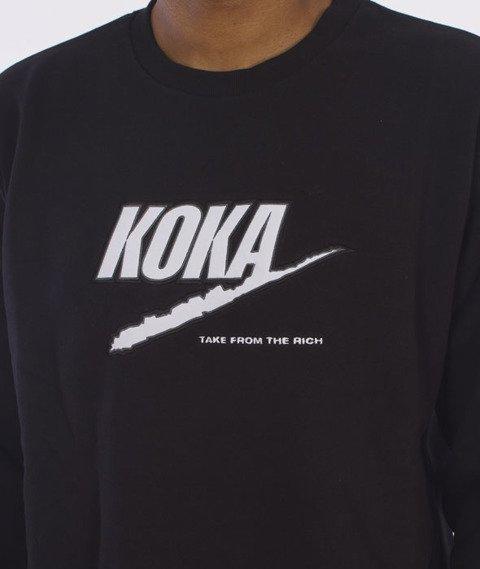 Koka-Fake Bluza Czarna