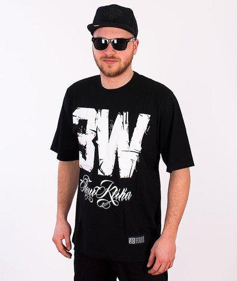 Labirynt-3WFlooow Klika T-shirt Czarny