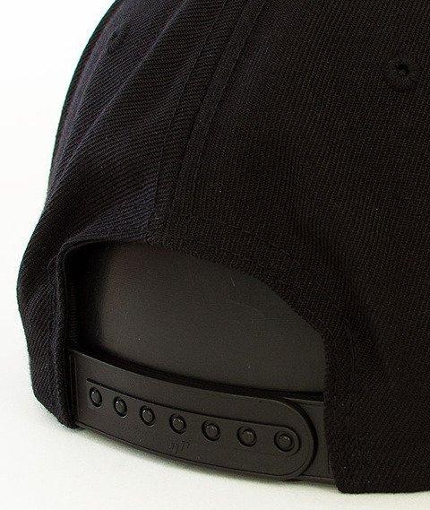 Labirynt-Maska Snapback Czarny
