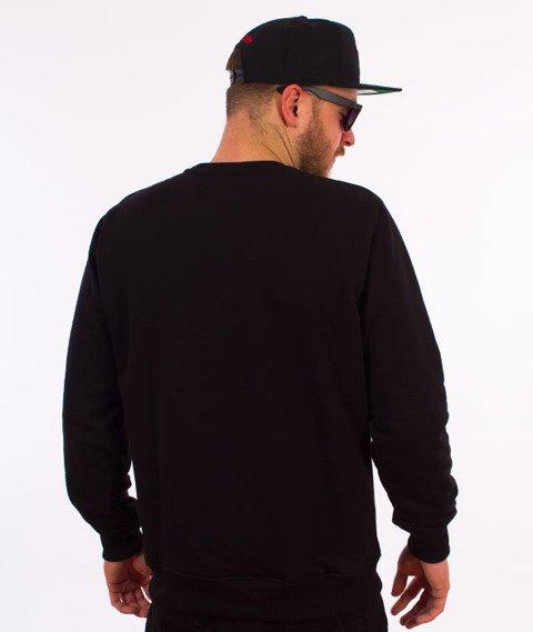 Lucky Dice-Basic Crewneck Bluza Czarna