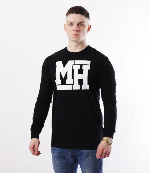 METODA -MH Logo Longsleeve Czarny