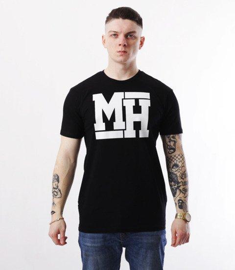 METODA -MH Logo T-Shirt Czarny