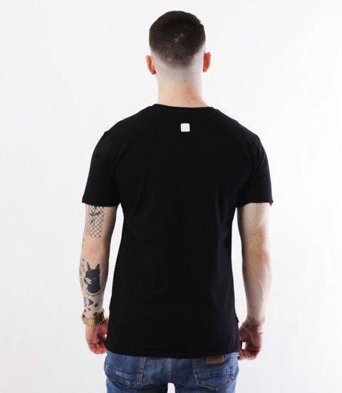 METODA -MH Small Logo T-Shirt Czarny
