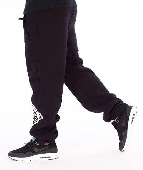 MVP Wear-NO.01 Spodnie Dresowe Czarne