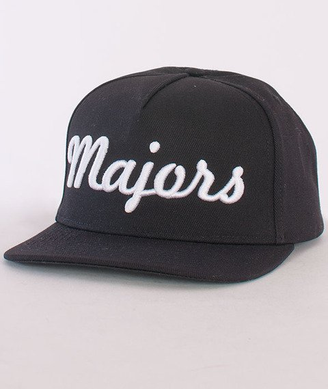 Majors-Classic Snap Black