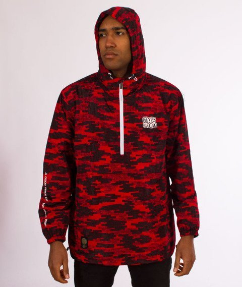 Mass-Assassin Jacket Red