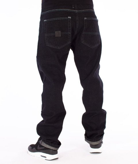Mass BASE Jeans Regular Fit Black Rinse