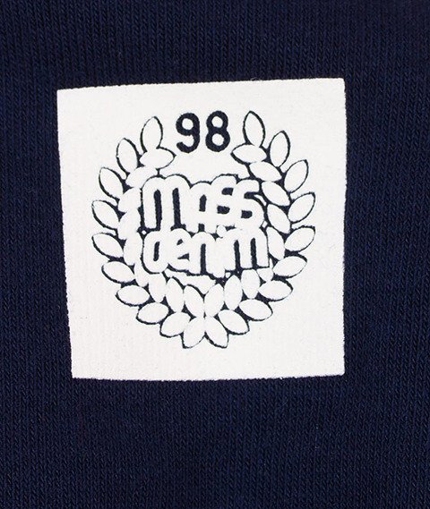 Mass-Base Crewneck Bluza Navy