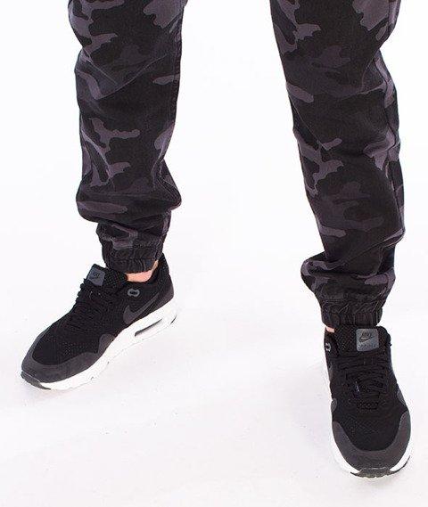 Mass-Base Jogger Pants Sneaker Fit Spodnie Camo/Black