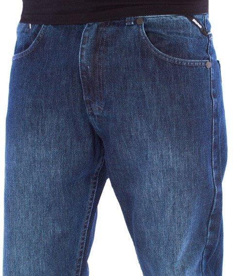 Mass-Base Regular Fit Jeans Dark Blue