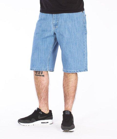 Mass-Base Shorts Regular Light Blue