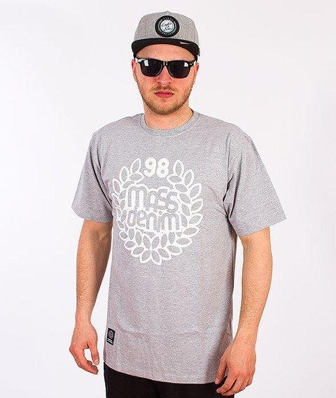 Mass-Base T-Shirt Szary
