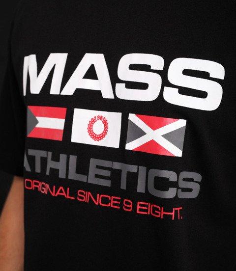Mass CRUISE T-Shirt Czarny