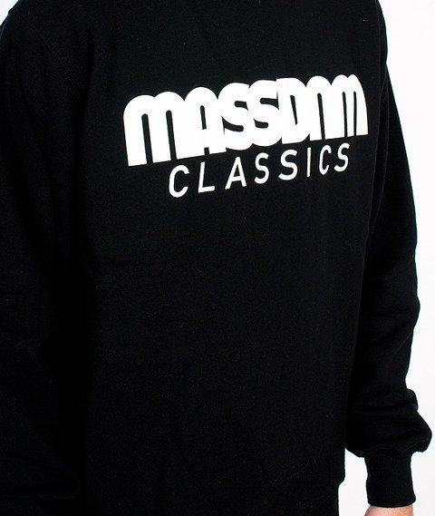 Mass-Classic Bluza Czarna