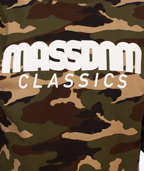 Mass-Classics Crewneck Bluza Camo