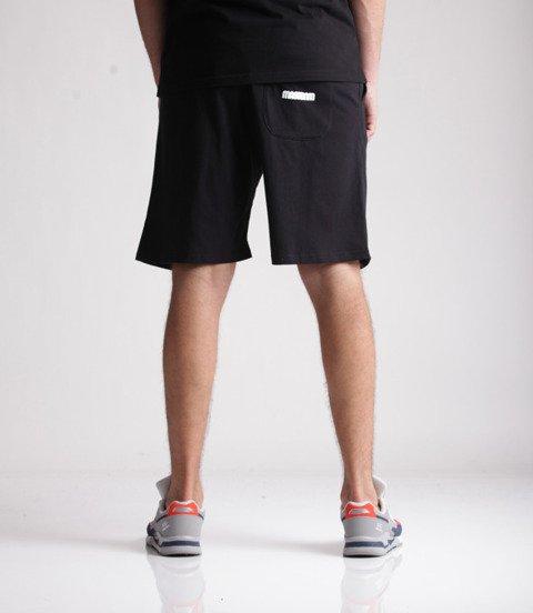 Mass Classics Spodnie Krótkie Czarny