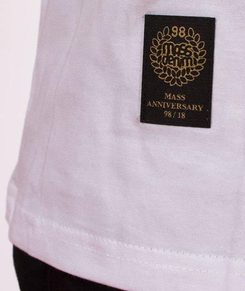 Mass-Glassex T-Shirt Biały