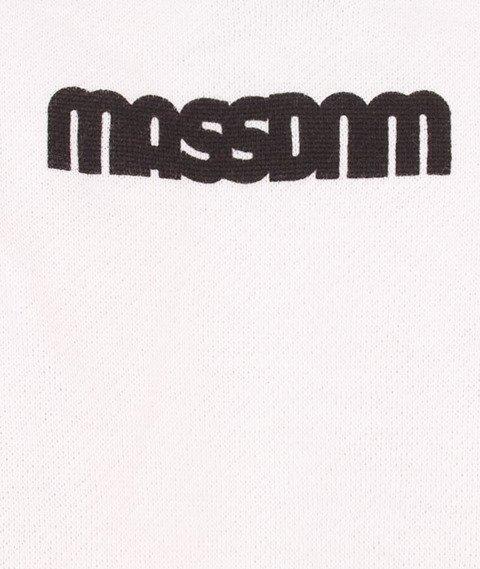 Mass-High Taste Crewneck Bluza Biała/Multikolor